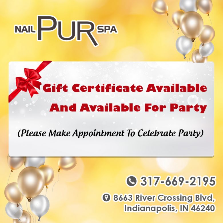 The best nail salon in Washington Township Indianapolis IN 46240