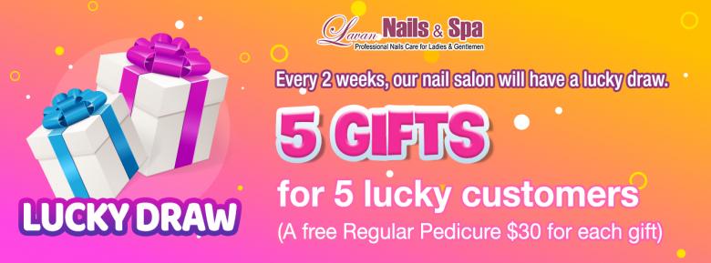 Nail salon in Tribeca at Camp Springs MD 20746