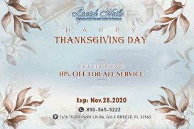 Nail salon in Gulf Breeze FL 32563