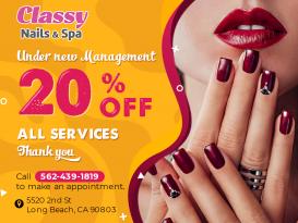 The best nail salon in Naples Long Beach CA 90803