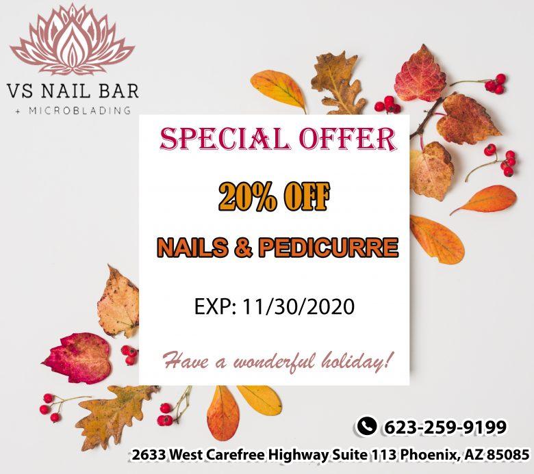 The best nail salon in North Gateway Phoenix AZ 85085