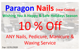 Nail salon in Fredericksburg VA 22407