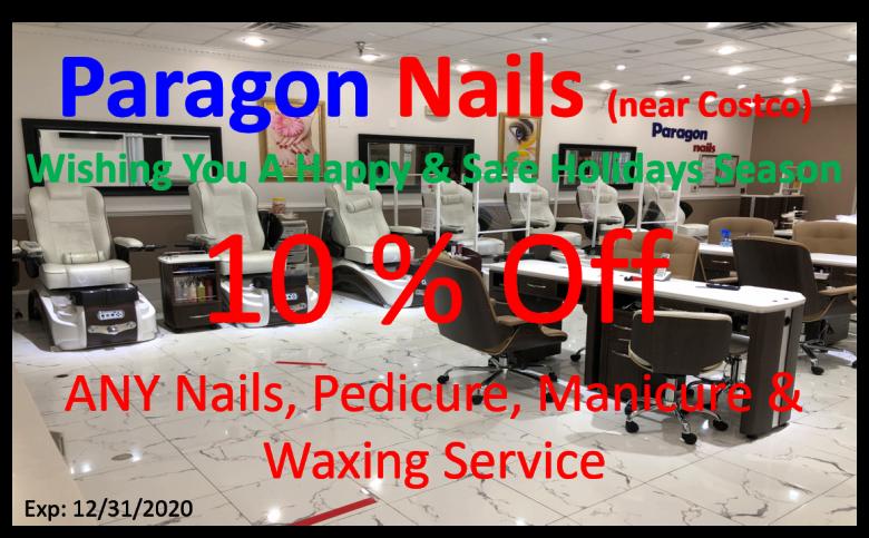 Nail salon in Fredericksburg VA 22407
