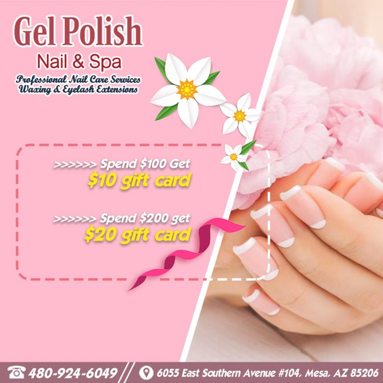 The best nail salon in Superstition Springs Mesa AZ 85206