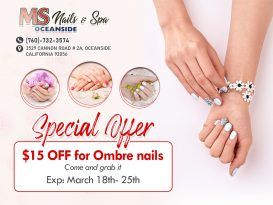 | Nail salon Oceanside CA 92056