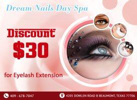 Dream Nails Day Spa - Nail salon Parkdale Mall Beaumont TX 77706