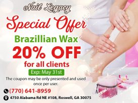Nail Legacy - Nail salon Mountain Park Plaza Roswell GA 30075