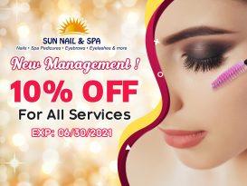 Sun Nails and Spa - Nail salon Chester VA 23831