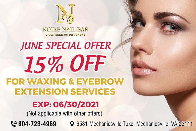 Nail salon Mechanicsville, VA 23111