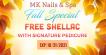 Nail Salon near me in Oakville I Nail salon in RioCan Centre Burloak Wyecroft Road Oakville ON L6L 0B6